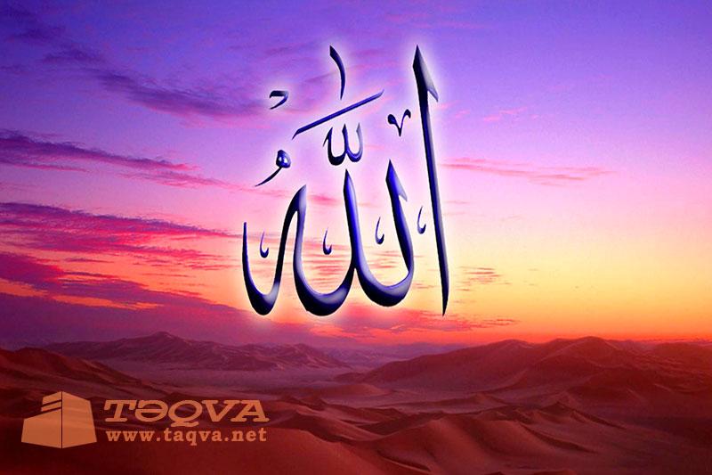 Allaha nə üçün inanmalıyıq?!